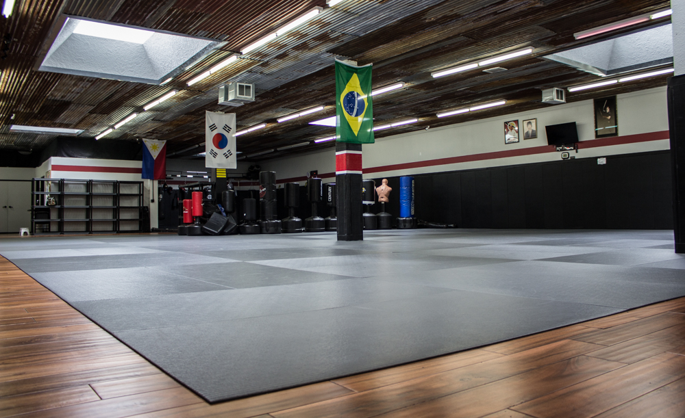 Our facility universal mma