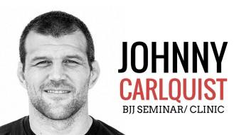 Johnny Carlquist BJJ Seminar